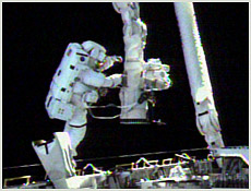 News From Space - STS-108 Miss...